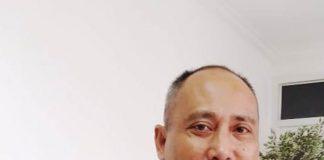 H.Hasbullah Rahmat, SPd, M.Hum